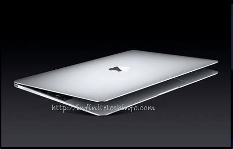 New Macbook Air apple unveils new 12 inch retina display macbook at price 1299 infinitetechinfo