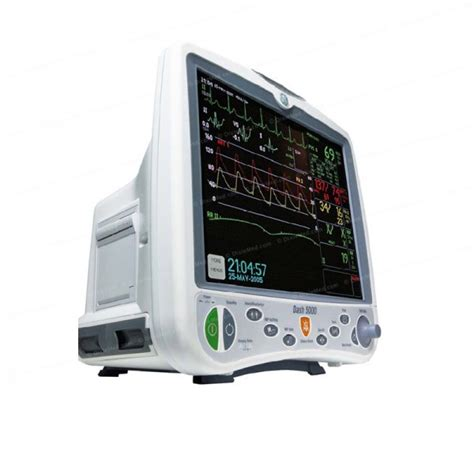 Patient Monitor Inter Pm 5000 ge dash 5000 vital signs monitor cardiopartners