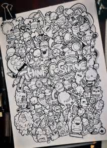 doodle drawing inspiration 26 adorable doodle artwork for your inspiration