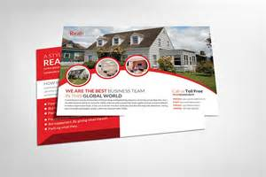 Real Estate Postcards Templates by Real Estate Postcard Template Card Templates On Creative
