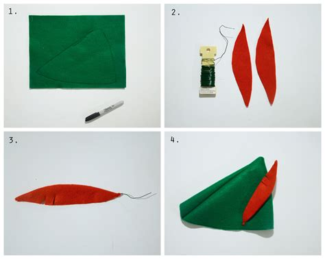 Pan Hat Template by Diy Pan Costume For
