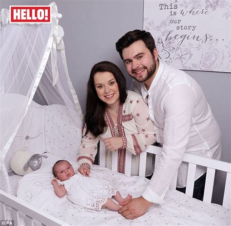 dani harmer reveals her devastation at having caesarean