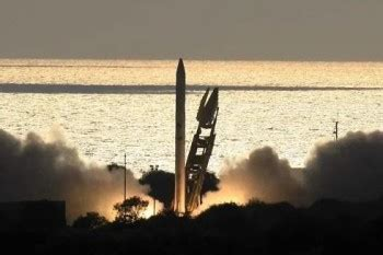 israel launches ofek spy satellite – officials confirm