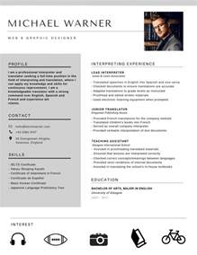 most professional resume template 50 most professional editable resume templates for jobseekers