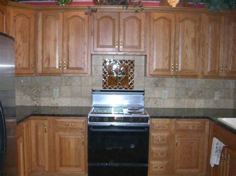 picture of backsplash kitchen kitchen backsplash pictures casual cottage