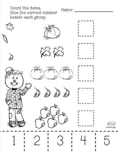 Cut And Paste Fall Worksheets by Counting Money Worksheets 187 Counting Money Worksheets Cut