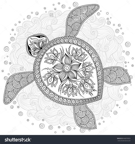 coloring book for adults india coloring pages sea turtle mascot for