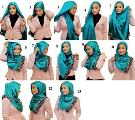 tutorial hijab segiempat najwa ou trouver ce genre de hijab les ramadanettes forum
