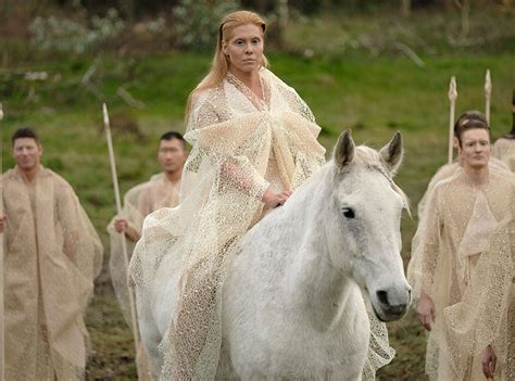 fairy queen candis cayne to play mysterious fairy queen of the