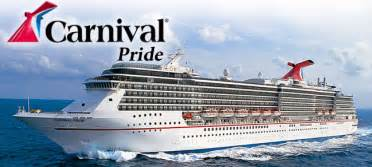 Carnival pride cruise ship photos carnival cruise lines www