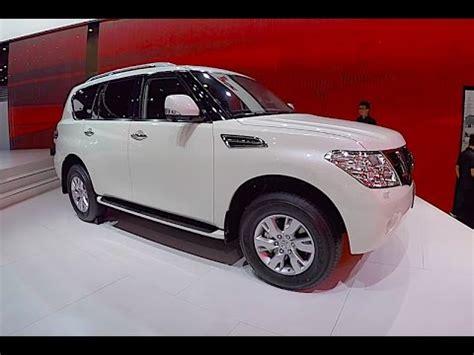 New Nissan 2018 Suv by New 2017 Suv Nissan Patrol 2018