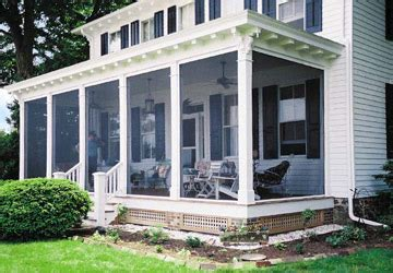 Ideas And Screened Porch Shades Screened Porch Designs And » Home Design