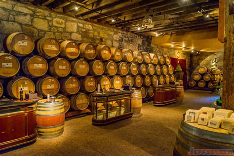 Dotto Caves Winery Tasting Room by Wineries Dotto Vineyards Napa Valley Jeffsetter Travel