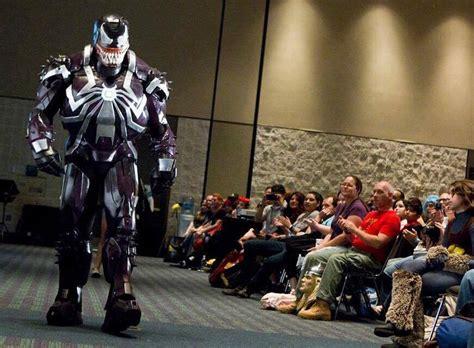 iron man venom mash armor adafruit industries