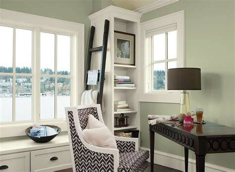 home office color ideas interior paint ideas and inspiration benjamin moore