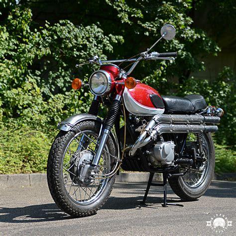 Kawasaki A1 Motorrad by Kawasaki 250 A1 1966 1971 Im Herz Ein Samurai