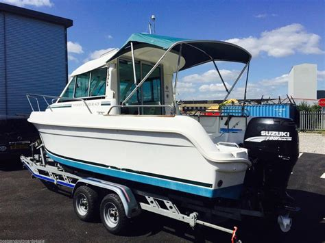 merry fisher fishing boats jeanneau merry fisher 625 fishing motor boat vehicles 2004