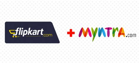 flip kart alliance of the e commerce titans flipkart and myntra