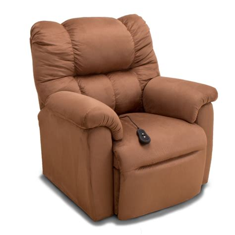 Lift Chair Recliner Reviews by Trent Lift Suede Recliner