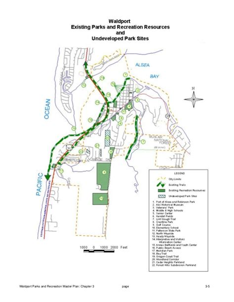lincoln county parks and recreation south lincoln county parks recreation master plan