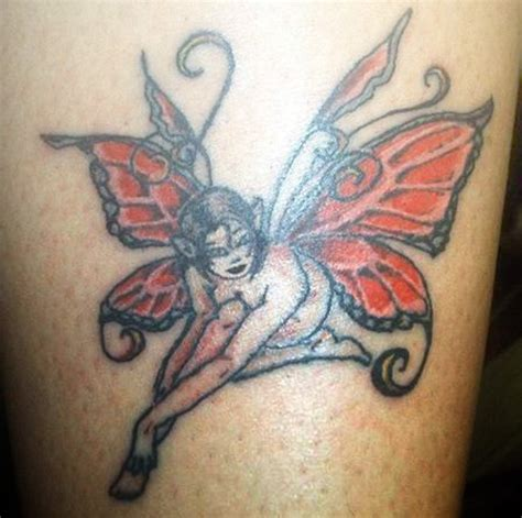simple fairy tattoo designs world tattoos design beautiful butterfly