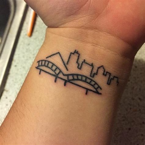 tn skyline i want this tattoos inked for
