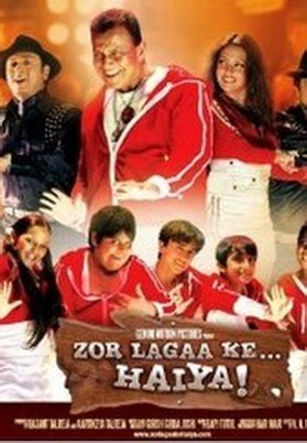 film zor lagaa ke haiya zor lagaa ke haiya 2009 hindi movie watch online