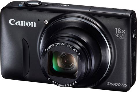 Kamera Canon Powershot Sx600 Hs canon powershot sx600 hs digital photography review