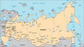 russia map is russia located in asia
