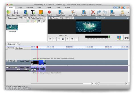videopad video editor download videopad video editor 6 03 download for mac filehorse com