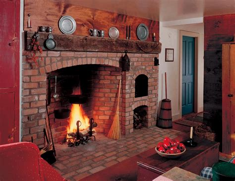 Oven Fireplace by Cooking Fireplaces