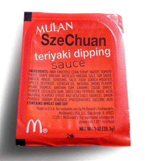 Harga Saus Szechuan by Luar Biasa Saus Szechuan Mcdonald S Terjual Rp 200 Juta
