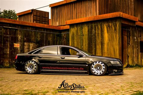 Audi A8 Custom by Audi A8 D3 Certainly Looks Different With Custom Wheels