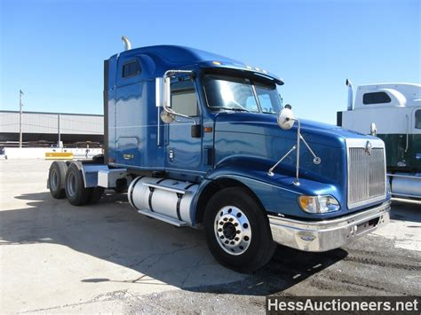 Used Co Sleeper For Sale by Used 2006 International 9400i Tandem Axle Sleeper For Sale