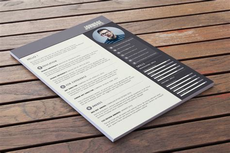 Resume Template Buzzfeed by 9 Free R 233 Sum 233 Templates That Will Get You Noticed