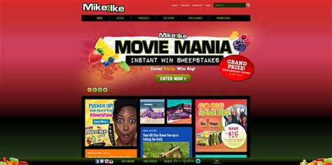 Mike And Mike Sweepstakes - mike and ike movie mania sweepstakes enter daily win big