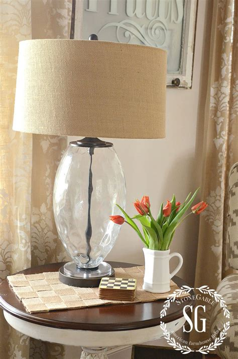 burlap home decor great ways to use burlap in home decor