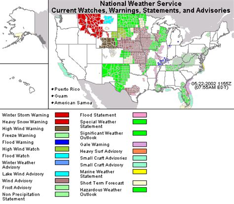 map usa interactive forecast maps