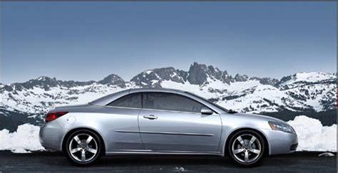 06 Pontiac G6 Recalls by 2006 Pontiac G6 Conceptcarz