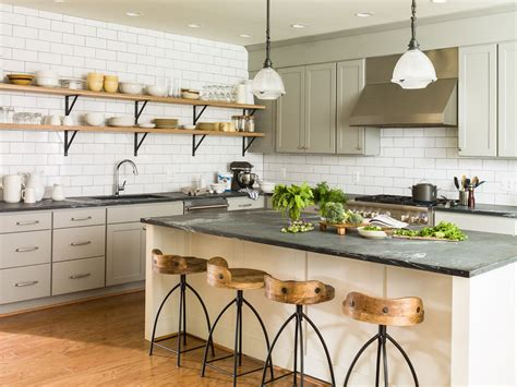Soapstone Kitchen Countertop - soapstone is nonporous doesn t burn and doesn t require