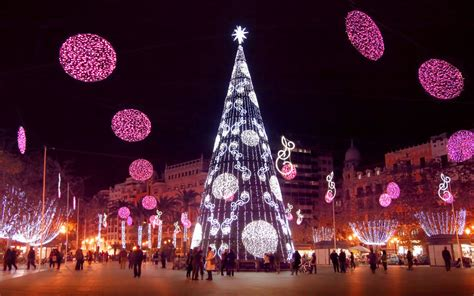 images of christmas in spain where to spend in spain travel leisure