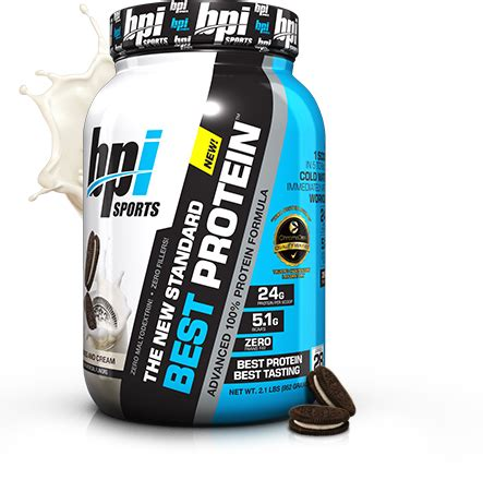 best whey protein for best protein by bpi sports at bodybuilding best
