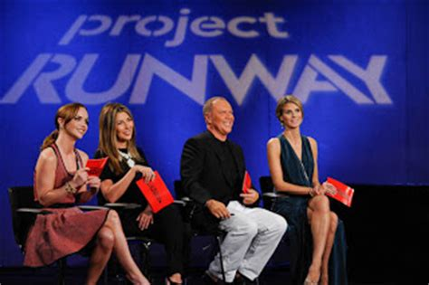 Project Runways Newest Judge Posh by Tirare Le Fila Project Runway Season 9 Episode 1 Come