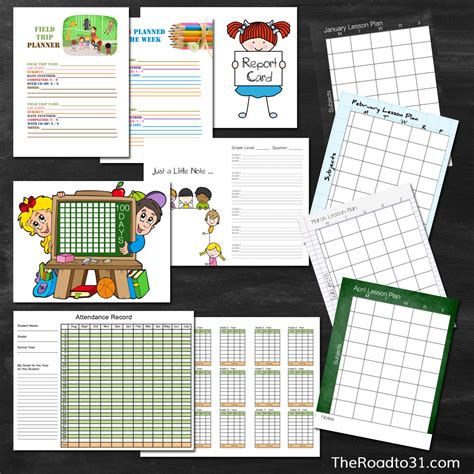 homeschool lesson planner app free homeschool management printables