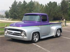 1956 ford f 100 custom barrett jackson auction