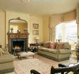 Living room decorate with elegant furnishings and formal living room