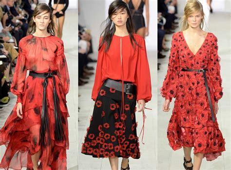 2016 spring fashion trends spring 2016 fashion trends