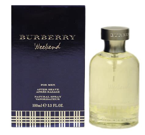 Harga Burberry Weekend Parfum burberry weekend cologne aftershave spray 3 3 oz 100