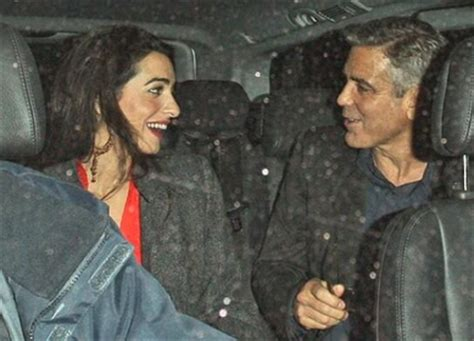 And George Clooney Might Be Dating by George Clooney Revealed Who Is Amal Alamuddin