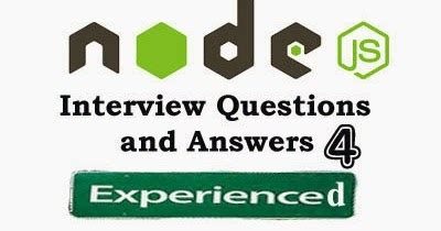 javascript tutorial interview questions and answers for experienced node js interview questions and answers for experienced